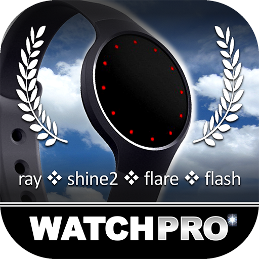 WatchPro for Misfit Fitness Series - Madison Flare