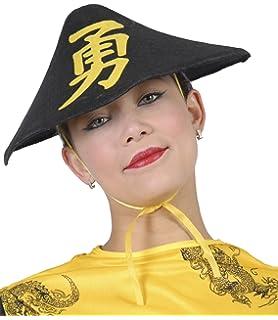 59020 Unico Rosso Atosa-59020 Cappello Orientale Cinese