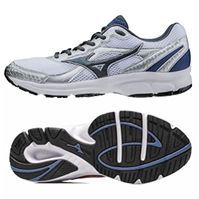 Mizuno Crusader 9, chaussures de course homme - Bleu - Blu (blu),