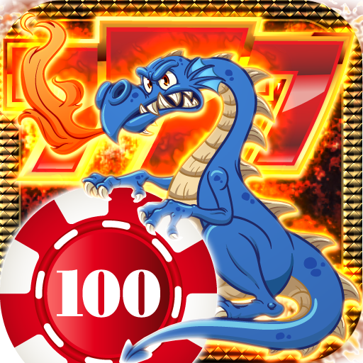 Blue Dragon Slots Free