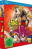 Dragonball Super - 1. Arc: Kampf der Götter - Episoden 1-15 [2 Blu-rays]