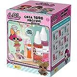 Lisciani Créé Ton Parfum LOL Surprise, 69477, Rose - Version Italienne