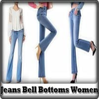 Jeans Bell Bottoms Women
