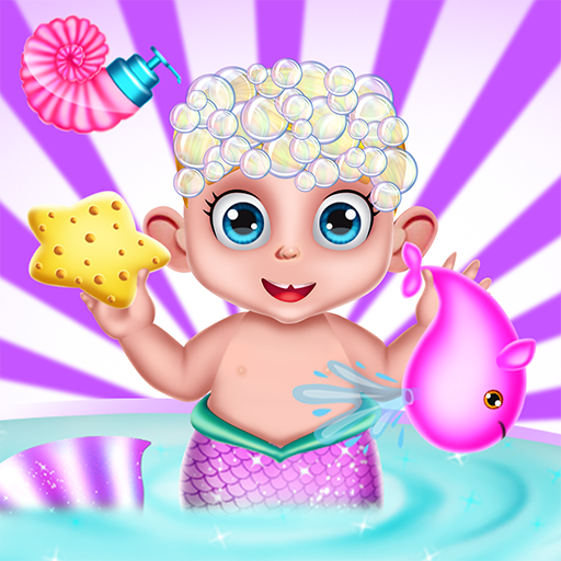 Mommy Newborn Mermaid Birth Care