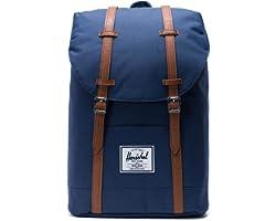 Herschel Unisex-Adult Retreat Backpack, Navy Synthetic - 10066