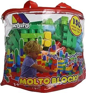 M MOLTO Moltoshop Blocs bo/îte 90 pcs