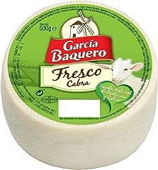 Garcia Baquero Queso Fresco de Cabra - 500gr