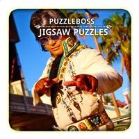 Las Vegas Puzzlespiel