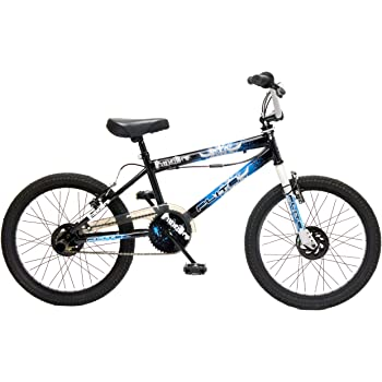 359a85c6537 Flite Punisher Kids  Freestyle Bike Black Multicolour