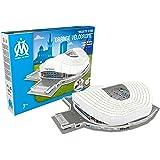 Megableu- Puzzle-Stade 3D Orange Velodrome (Olympique DE Marseille) avec LED, 678266