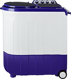 Whirlpool 8 kg Semi Automatic Top Loading Washing Machine  ACE TURBO DRY 8.0, Coral Purple, 2X Drying Power