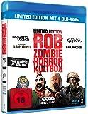 Rob Zombie - Horror Kultbox (4 Movie Box) [Blu-ray]