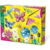 Ses - 01131 - Kit de Loisir Créatif - Papillon Scintillant
