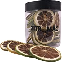 Limone verde essiccate per cocktail. Frutta secca senza zuccharo cocktail / decorazione / guarnizione / Pasticceria…