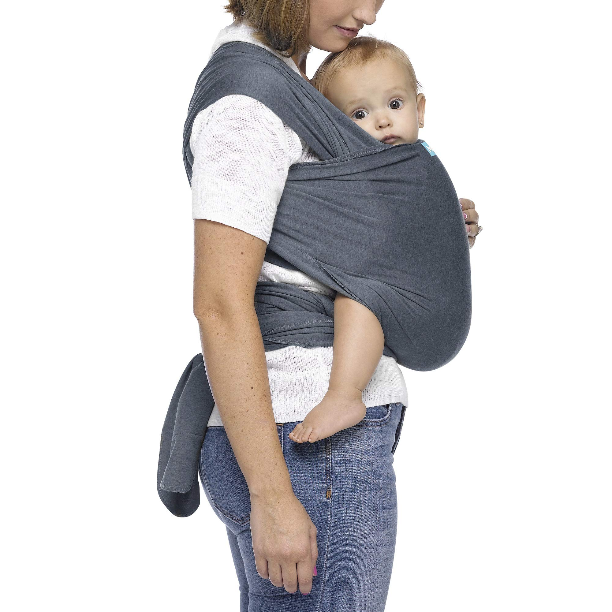 Moby-Wrap-Bamboo Babytrage