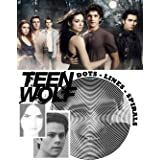 Teen Wolf Dots Lines Spirals: The BEST Coloring Book for Any Fan of Teen Wolf!!!