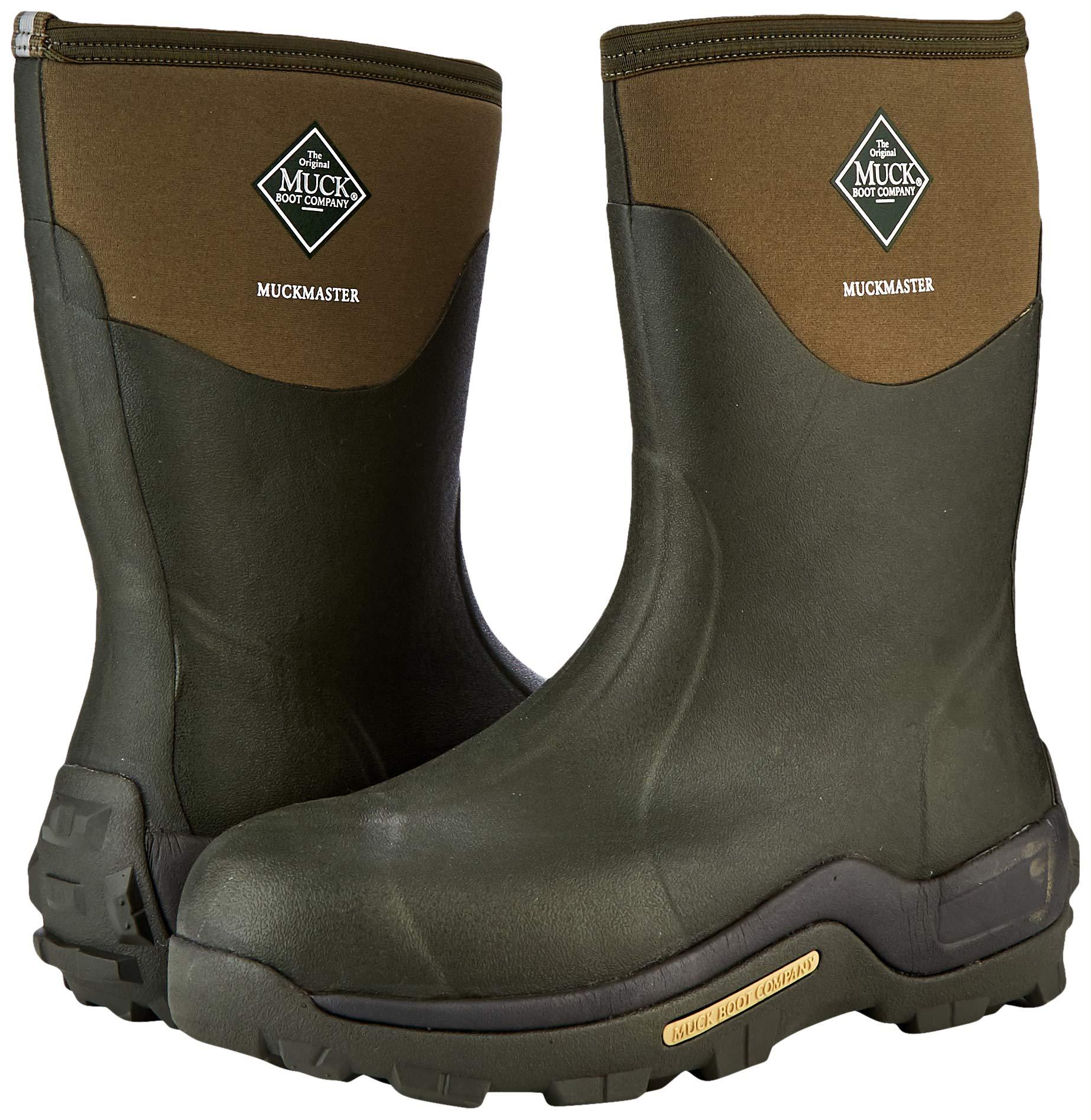 Muck Boots Muckmaster Mid Rain Boot 5