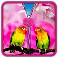 Love Birds Zipper UnLock
