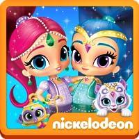 Shimmer y Shine: Juegos de Genios!
