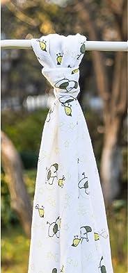 Mycey Çok Amaçlı Örtü/Müslin Kumaş - Xl Starbird, Yeşil