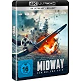 Midway - Für die Freiheit (+ Blu-ray) [4K Blu-ray]