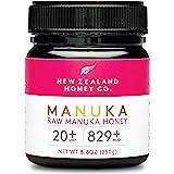 Nieuw-Zeeland Honey Co. Rauwe Manuka-honing UMF 20+ / MGO 829+ | 250g