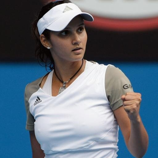 Tennis Queen in India