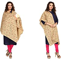 Hriday Fashion Women's Rayon Maternity/Feeding A-Line Kurti with Nursing Dupatta & Zippers for PRE and Post Pregnancy…