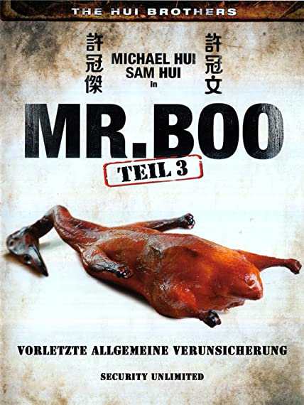 Mr. Boo 3