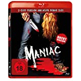 Maniac (Uncut Version inkl. Bonus Disc) [Blu-ray]