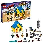 LEGO Emmet'in Rüya Evi/Kurtarma Roketi!