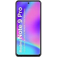 Redmi Note 9 Pro (Aurora Blue, 4GB RAM, 64GB Storage) - Latest 8nm Snapdragon 720G & Alexa Hands-Free