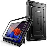 SUPCASE Fodral för Galaxy Tab A7 10,4 tum (2020-utgåva) [Unicorn Beetle Pro Series] robust hölster och ställ fodral med pennh
