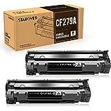 STAROVER Cartucho de Tóner Compatible Repuesto para HP 79A CF279A para HP Laserjet Pro MFP M26 M26nw M26a HP Laserjet Pro M12