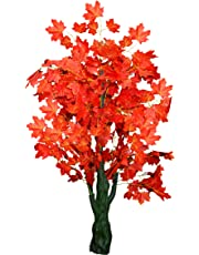 Hyperboles 5fts Long Beautiful Artificial Maple Tree for Home Decoration
