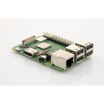Raspberry Pi 3 Model B+ 64-Bit Quad Core Processor - Green