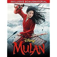Mulan (inkl. Bonusmaterial) [dt./OV]