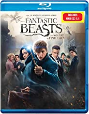 Fantastic Beasts & Where to Find Them (Blu-ray)