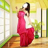 Frauen Langes Kleid Foto-Montage
