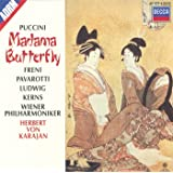 Puccini: Madama Butterfly (Gesamtaufnahme) (ital.)