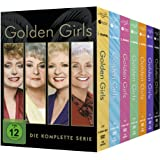 Golden Girls - Staffel 1-7/Komplettbox [24 DVDs]