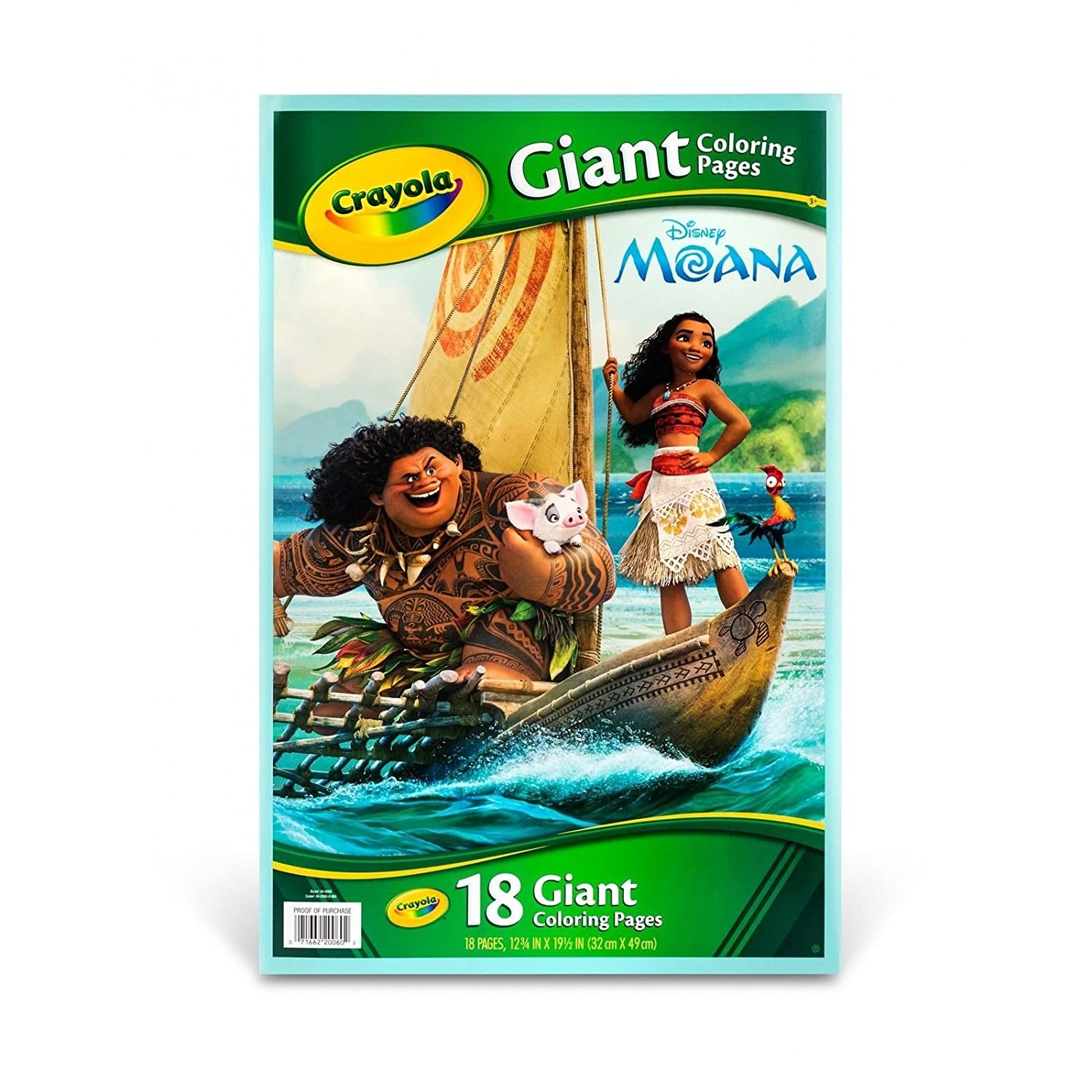 crayola moana colour wonder amazon co uk office products