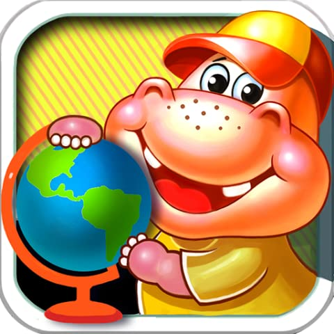 Amazing Countries - World Geography Educational Learning Games for Kids, Parents and Teachers