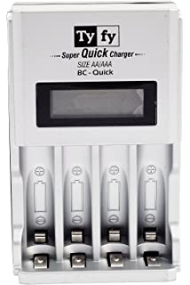 Tyfy Quick LCD Camera Battery Charger  903B