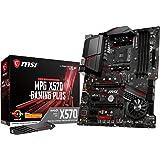 MSI MPG X570 Gaming Plus - Placa Base Performance Gaming (Chipset AMD X570, DDR4, Audio Boost, Intel Lan, Socket AM4, HDMI, S