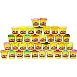 Play-Doh Megaset met 36 potjes boetseerklei van 84 gram