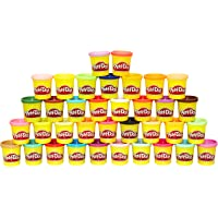 Play-Doh 36-Can Mega Pack of Non-Toxic Modelling Compound, 3-Ounce Cans