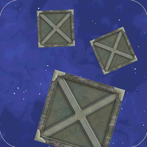 Ultimatives Stack-Attack-Spiel - vermeide Heavy-Metal-Boxen und erziele so viele Punkte wie möglich -