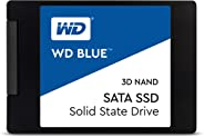 WD Blue 3D NAND 1TB Sabit PC SSD - SATA III 6 Gb/s, 2.5
