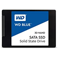 "Western Digital - WD Blue SSD - Disque SSD interne 2.5"" SATA 1To 3D NAND"